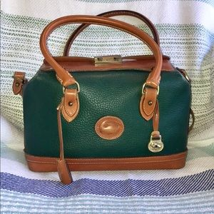 Dooney & Bourke VINTAGE doctors satchel bag